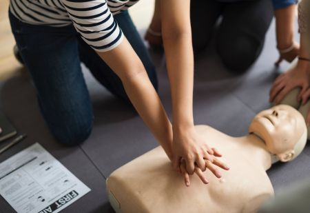 Building Awareness and Basic Practice First Aid